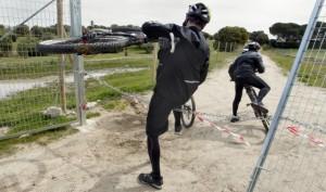 Los ciclistas ya podrán acceder a los caminos públcos de Majadahonda