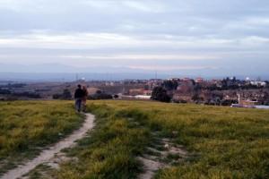 Imagen de Javier Barbancho sobre el terreno