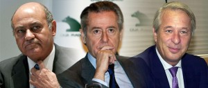 Díaz Ferrán, Blesa y Romero de Tejada
