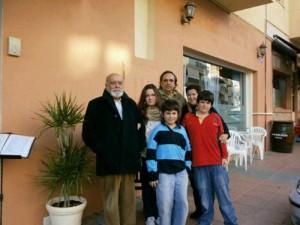 La familia Ortega-Matamoros: los padres cobraron de Gürtel