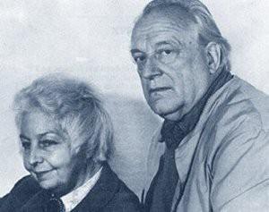 Mª Teresa León y Rafael Alberti