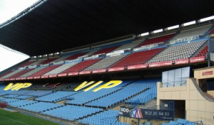 Tribuna VIP del Atleti: 2 abonos para Willy