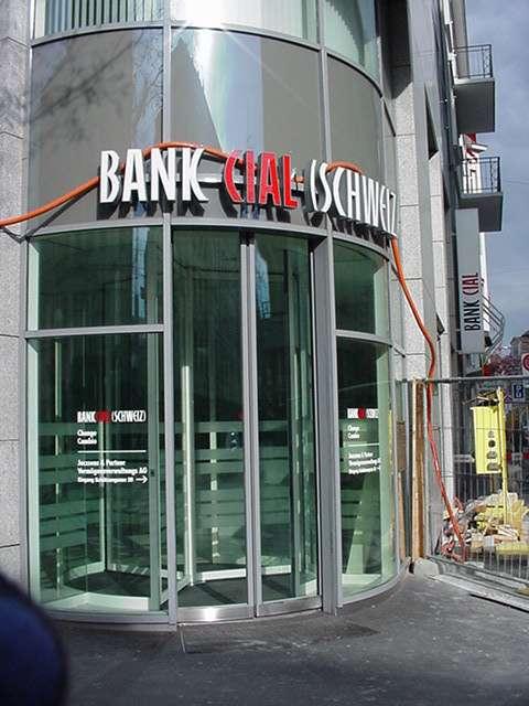 Banque cial