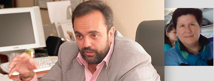 """Bankia y la Audiencia embargan a los políticos """"Willy"""" y Gema (PP)"""