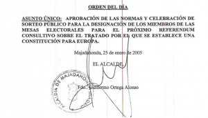 La firma de Willy Ortega