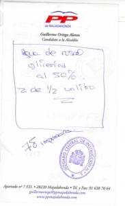 Dossier de la policía en el sumario Gürtel