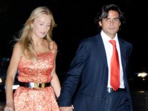 Andrea Fabra y Güemes: antes estuvo con la hija del constructor de Azata