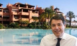 """González con su ático de Marbella """"comprado"""" en Panamá"""