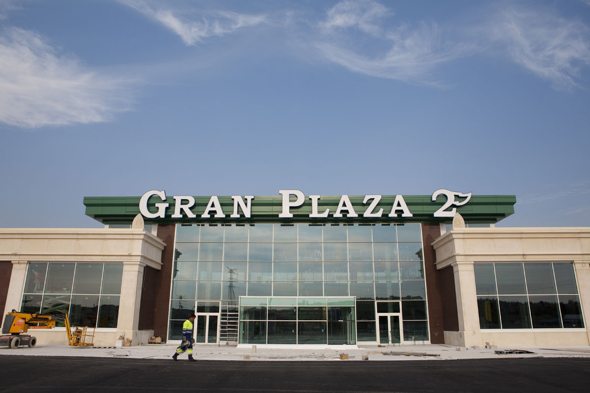 Desalojado cc Gran plaza 2