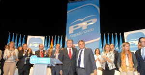 Narciso y Granados: amigos y aliados políticos en el PP