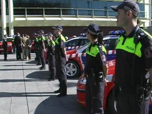 La policía municipal de Majadahonda, contra la corrupción