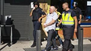 Detención de Ciro Rovai en Majadahonda