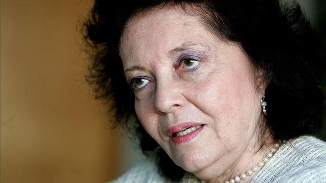 Aitana Alberti, hija de la pareja