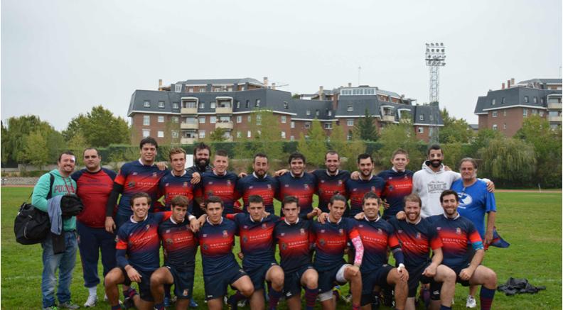 El club de rugby majadahonda aporta 6 jugadores a la for Rea comunidad de madrid