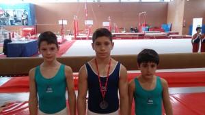 David, Jorge y Diego