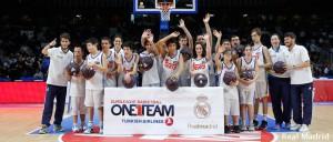 El equipo de baloncesto adaptado de Majadahonda