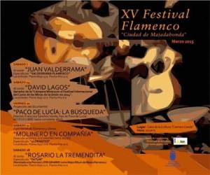 XV Festival de Flamenco de Majadahonda