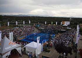 El célebre Club está situado frente a la urbanización Vírgen de Icíar