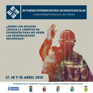 III Torneo Intermunicipal de Debate Escolar