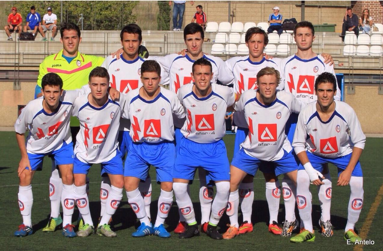 El equipo de División de Honor del Rayo Majadahonda juvenil se la juega este domingo