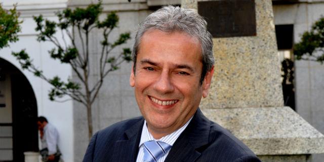 Alfonso Reina, candidato de Ciudadanos