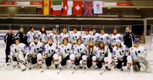 Hockey sobre hielo (Mujeres)