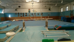 Polideportivo de la Escuela Gimnasia Majadahonda
