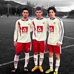 Ventura, Oscar y Hoyos
