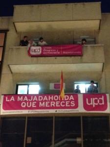 La nueva sede electoral de UPyD