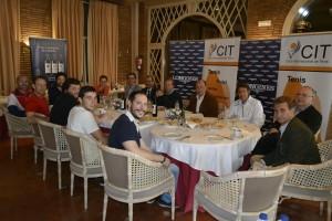 Desayuno con periodistas en el CIT