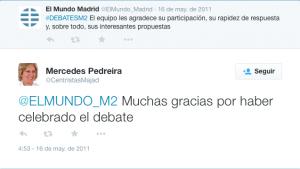 Twitter oficial Centristas Majadahonda