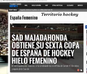 Territorio hockey
