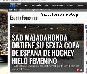 Territorio hockey
