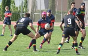 Equipo senior B masculino Club de Rugby de Majadahonda