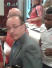José Luis Hdez, Hipólito Gómez y Fabry