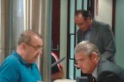 Enriqe Vedia, Iñaki Acha y José Luis Hdez