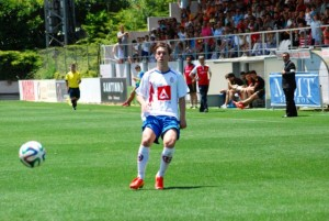 David Rodríguez, un jugador de clase