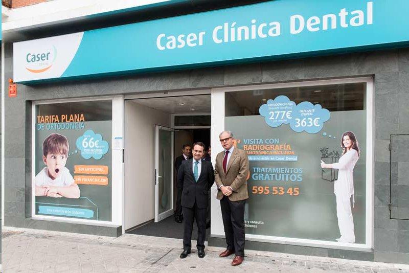 La cl nica caser en majadahonda clave para la expansi n - Clinica dental caser ...