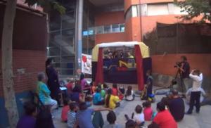"""Actuación de """"Los Ayuntañecos"""""""