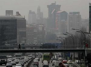 Contaminación-en-Madrid-vista-desde-la-Avenida-de-América