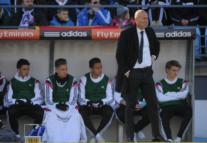 Zidane y Odegaard visitarán Majadahonda en partido oficial