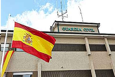 guardia civil majadahonda