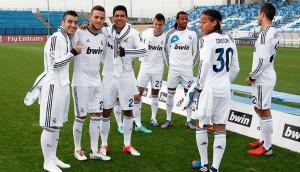 Real Madrid-Castilla, otro favorito