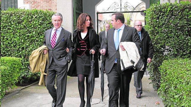 Miguel Blesa, el banquero que saqueó Caja Madrid, se mudó al Plantío