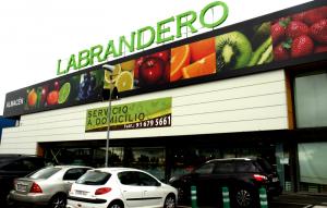 Nuevo centro Labrandero
