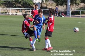 Acho: debut en 2ª B contra el Rayo Vallecano