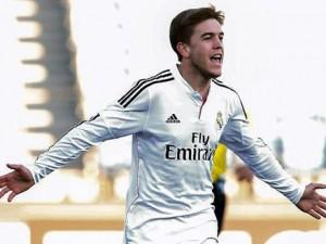Alvaro, jugador al que representa Antonio Gabaldón