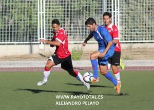 Portilla demostró en Vallecas que sigue con la racha goleadora del año pasado