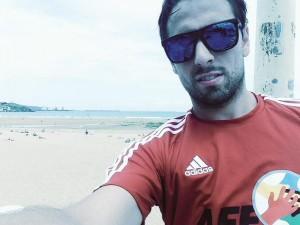 El futbolista majariego Pesca sufrió un ataque de epilepsia