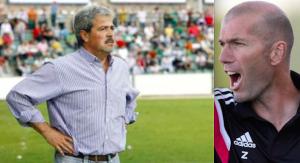 Iriondo y Zidane: duelo de banquillos en Majadahonda
